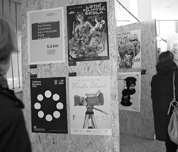 Film Posters Exhibition