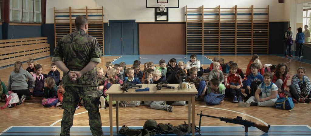 Czech Journal: Teaching War