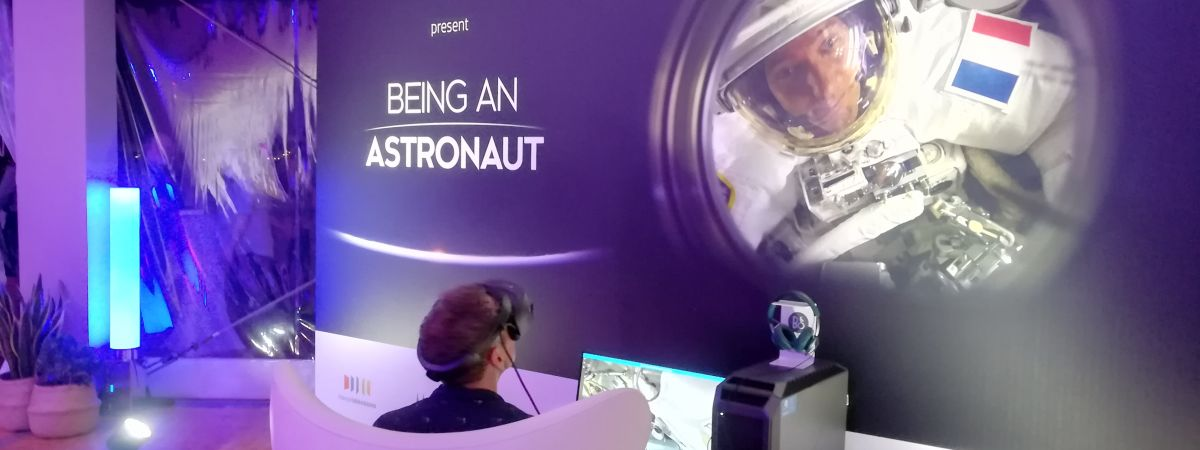 BEING AN ASTRONAUT, PART 1