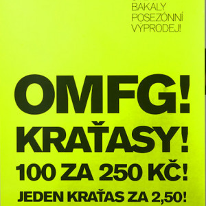 Best Festival Poster 2010-2011 (Audience Award): Brno 16