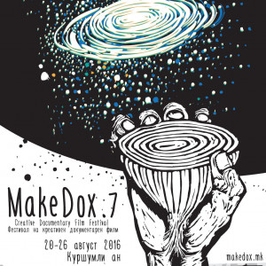 Best Festival Poster 2015-2016 (Audience Award): MakeDox
